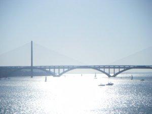 Pont de Plougastel et Pont de L'Elorn