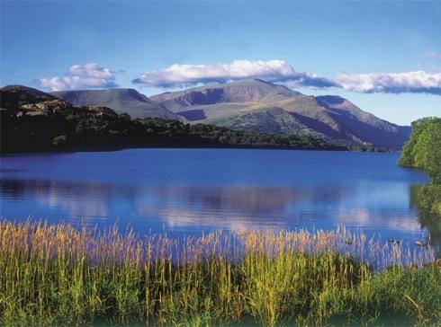 paysage du Pays de Galles