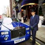 hôtel Ritz Londres