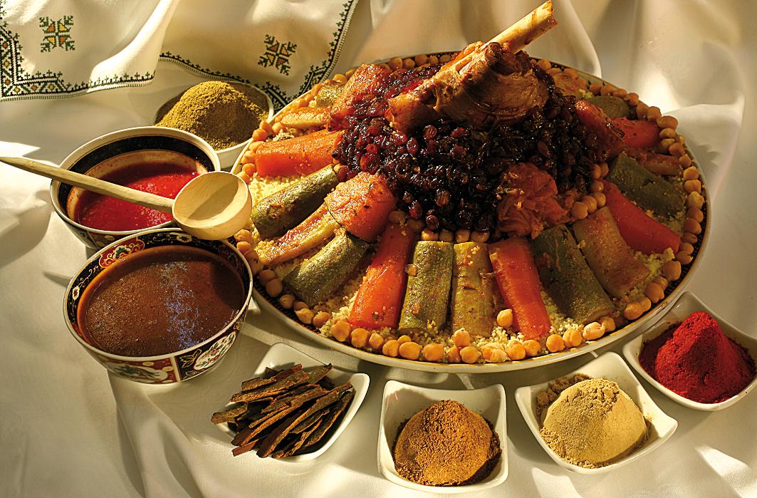 Le maroc la route sans fin - Maroc cuisine traditionnel ...