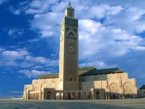 Mosquée Hassan 2 Casablanca