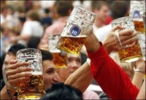 fête de la bière chopes