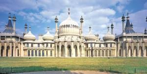 pavillon royal Brighton
