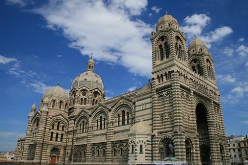Cathédrale Sainte-Marie Majeure Marseille