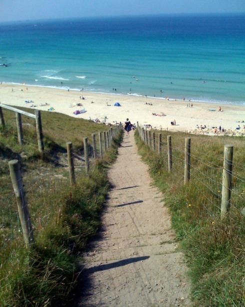 plage Angleterre